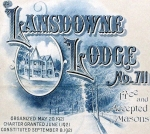 Important Lodge dates