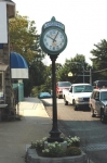 A landmark in Lansdowne, our Lodge's clock on Lansdowne Ave.